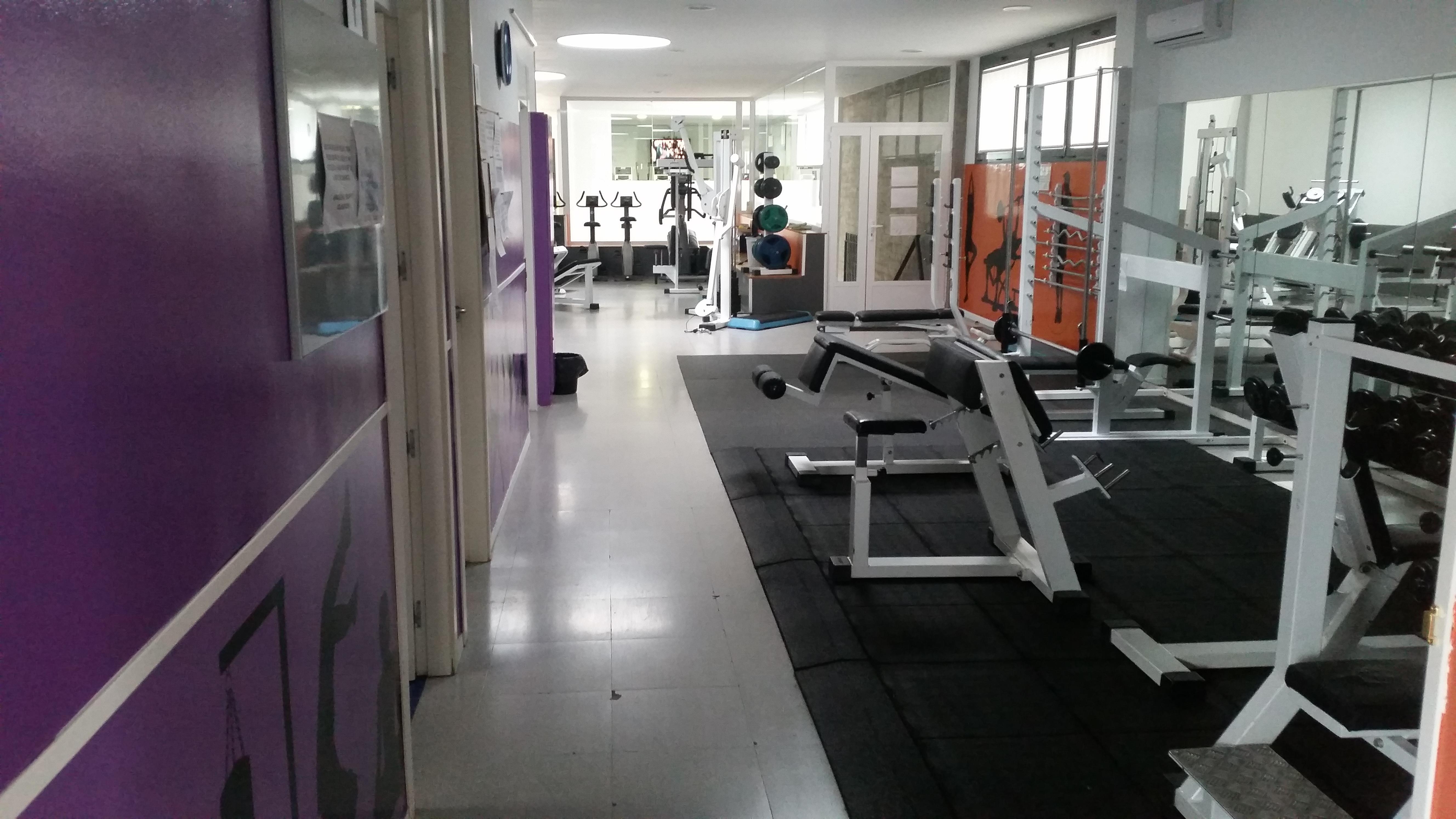 Polideportivo municipal for Oficina recaudacion madrid