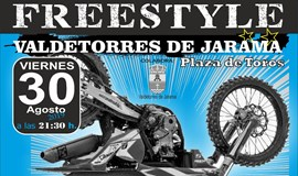 Freestyle en la Plaza de Toros